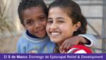 El Domingo de Episcopal Relief & Development se Celebrará el 5 de Marzo