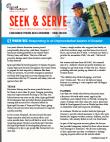 Click to download Spring 2018 Seek & Serve