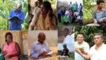 Farmers' Faces Tell A Joyful Story Despite Unpredictability