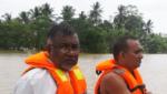 Prayers after Flooding and Landslides in Sri Lanka