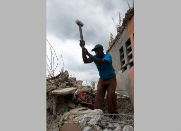 Responding to Disasters and Rebuilding Communities