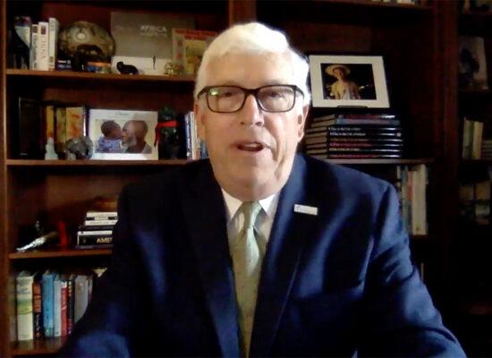 Virtual Sermon: No Outsiders (August 16, 2020)
