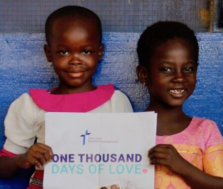 ONE THOUSAND DAYS OF LOVE💗: The Work Continues
