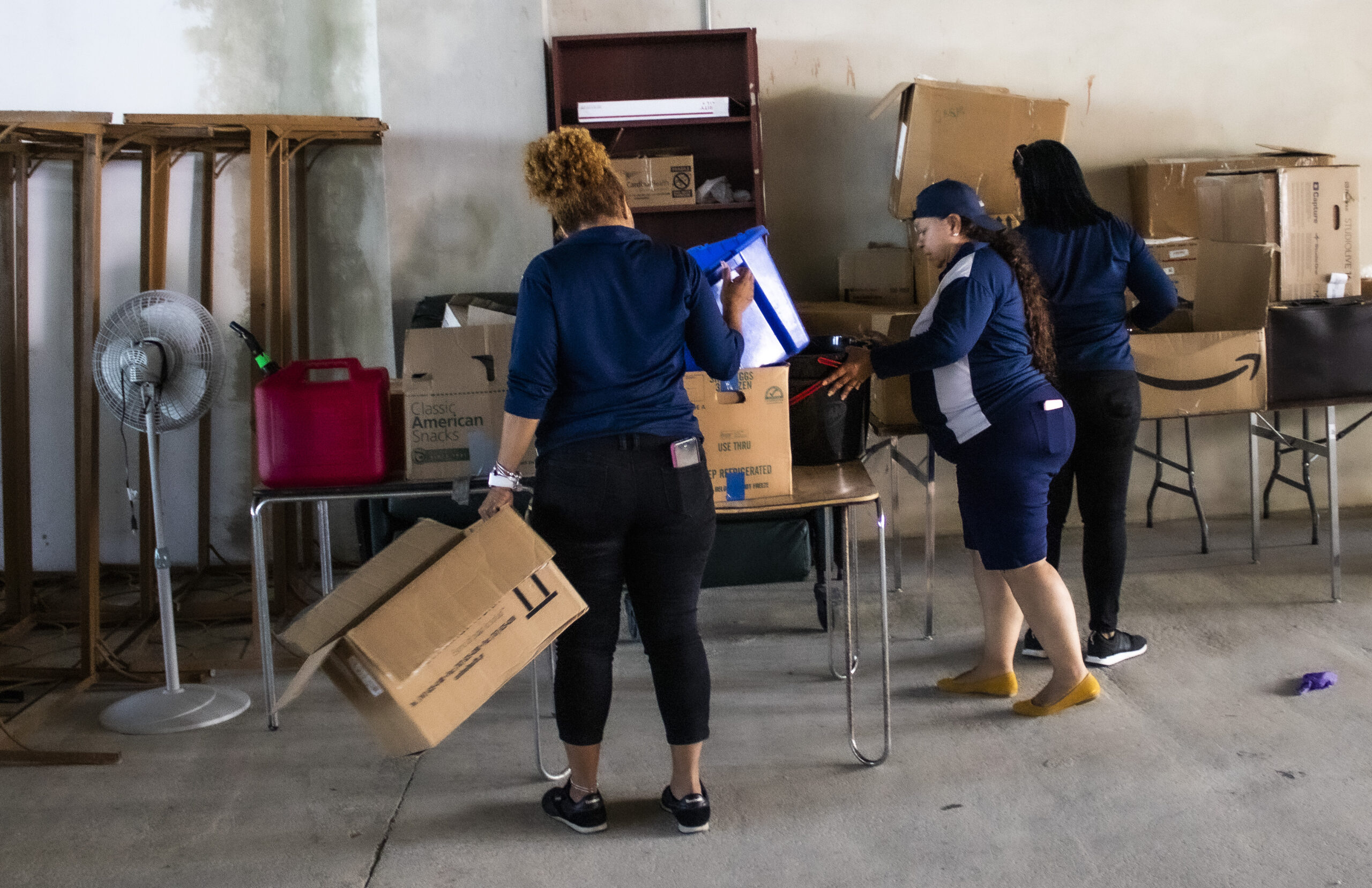 Maintaining resilience in Puerto Rico after Hurricane Maria & Earthquakes