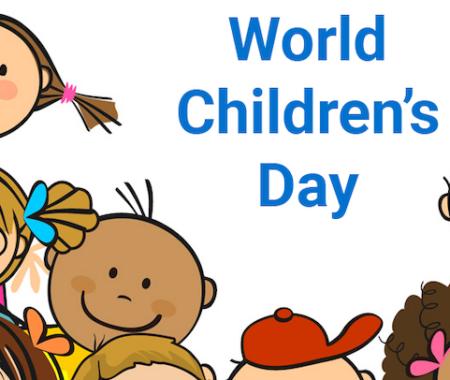 Save Children, Save the World
