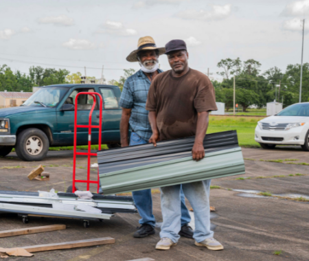 Preserving Community in the Aftermath of Disasters