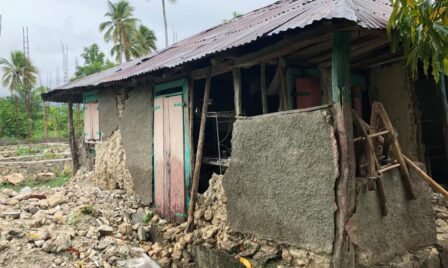 Supporting Partners in Haiti After the August 2021 Earthquake