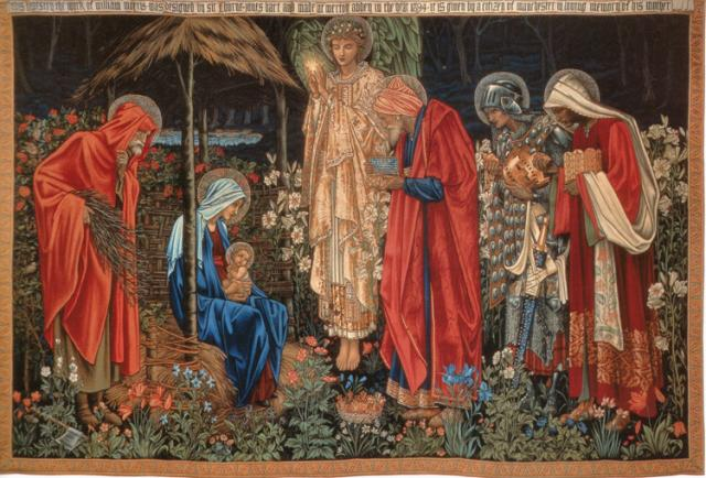 Christmas, Jesus, Episcopal, Adoration of the Magi, Tapestry, Emergency Relief, Dr Congo, Sandy Hook, Newtown, Merry Christmas