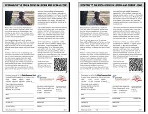 Ebola Bulletin Insert Sept 2014 HP