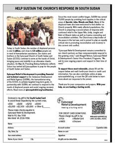 South Sudan Bulletin Insert May 2014 FP