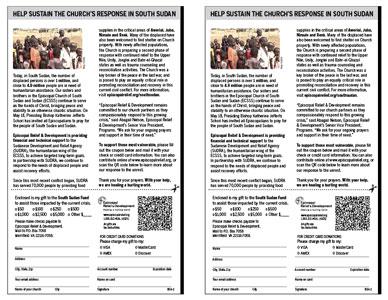 South Sudan Bulletin Insert May 2014 HP