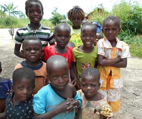 Children in Maniema