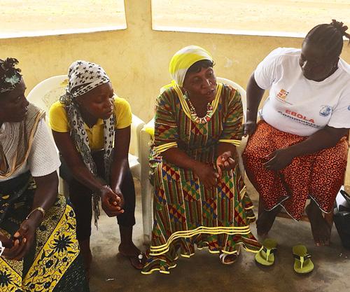 Ending SGBV in Liberia