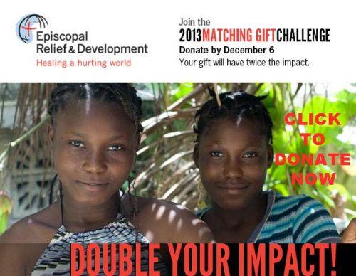 2013 Matching Gift Challenge